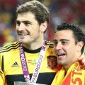 Shared Glory for Iker Casillas and Xavi Hernandez